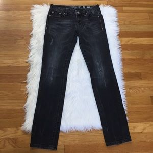 Miss Me Distressed Sunny Skinny Jeans